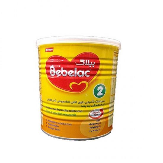 شیر خشک ببلاک 2 میلوپا   حاوی انواع ویتامین ها و مواد غذایی کلیدی برای رشد کودک