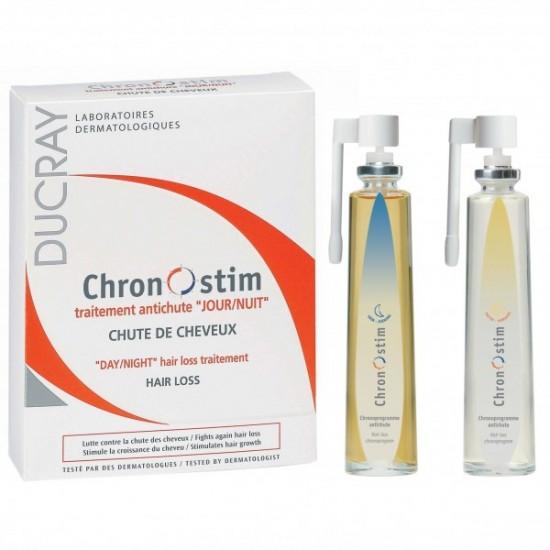 لوسیون کروناستیم دوکری   100 میل   محلول ضد ریزش مو بر اساس ریتم طبیعی بدن