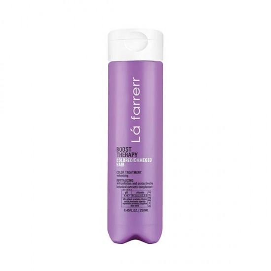 شامپو روزانه موی رنگ شده لافارر | 250 میلی |  تثبیت رنگ مو و تغذیه کننده
