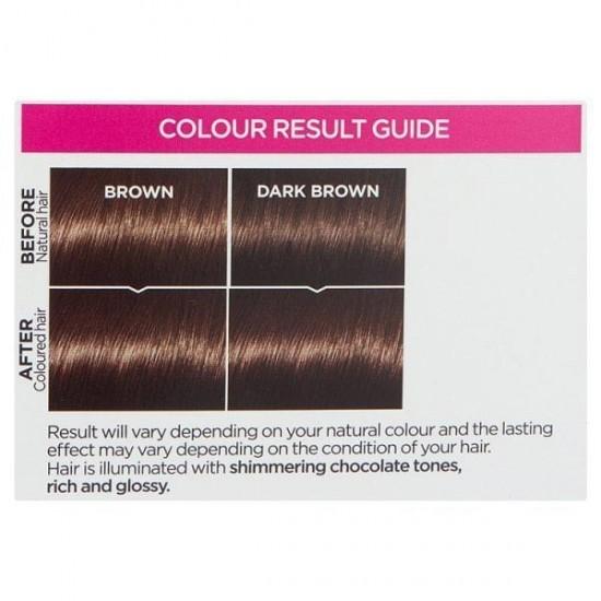 کرم رنگ موی کستینگ شماره ۵13 لورال | شکلاتی سرد | ۵۰ میل