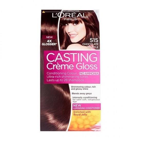 کرم رنگ موی کستینگ شماره ۵۱۵ لورال   شکلاتی مخملی   ۵۰ میل