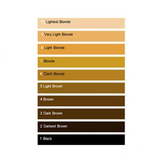 کیت رنگ مو شماره 4M فیتو | قهوه ای بلوطی روشن | ۴۰ میل