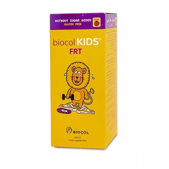 شربت بایوکل کیدز اف آر تی | تقویت کننده سیستم ایمنی، پیشگیری و بهبود آنفولانزا