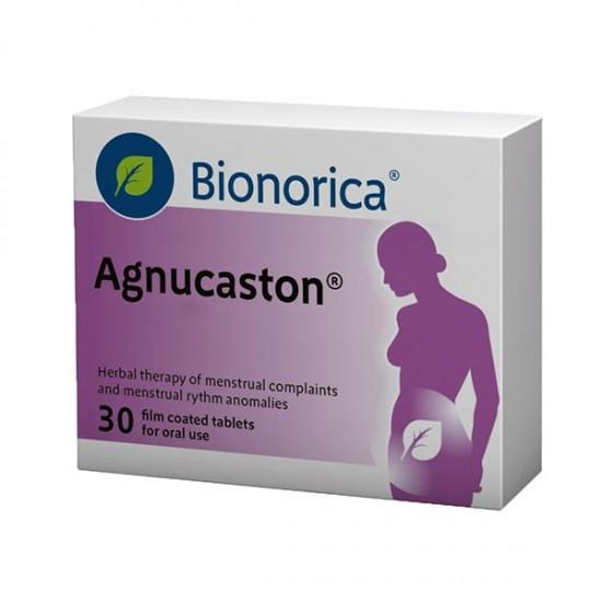 قرص اگنوکاستون بیونوریکا   30 عدد   بهبود مشکلات دوران قاعدگی و سندرم پیش از قاعدگی