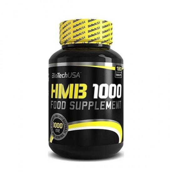 قرص اچ ام بی 1000 بایوتک   180 عدد   افزایش حجم و ریکاوری عضلات