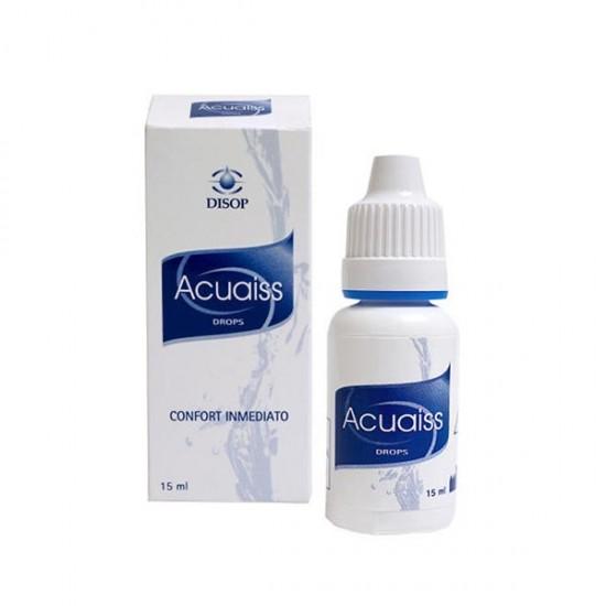قطره شستشوی چشم آکوایس دیساپ | 15 میلی لیتر | رفع خستگی چشم و پاک کننده چشم