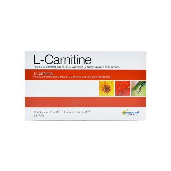 ساشه ال کارنیتین مایع یورونچرال | 14 عدد | افزایش انرژی و کاتابولیسم چربی ها