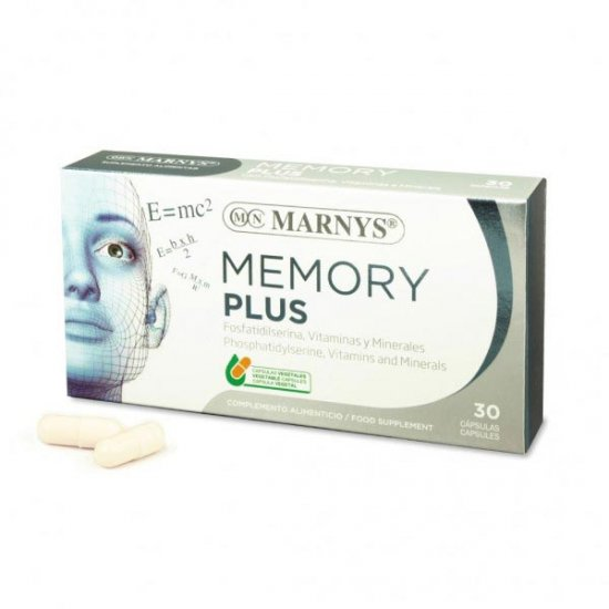 کپسول مموری پلاس مارنیز | 30 عدد | تقویت حافظه و افزایش قدرت تمرکز