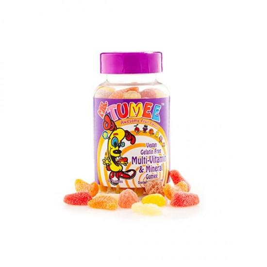 پاستیل مولتی ویتامین مستر تامی   تامین کننده ویتامین و مواد معدنی کودک