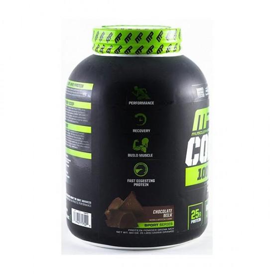 پودر پروتئین وی 100% کامبت ماسل فارم   2269 گرم   کمک رشد عضلات