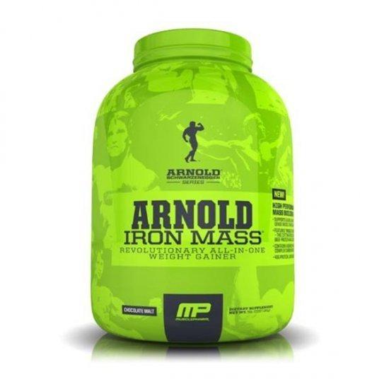 گینر آیرون مس سری آرنولد ماسل فارم   2270 گرم   حجم دهنده و محافظت از عضلات