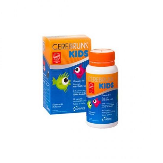 پاستیل جویدنی سربروم کیدز ناتیریس | بهبود عملکرد مغز و بهبود یادگیری در کودکان