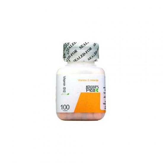 قرص بیوتین نیچرز پیک | 100 عدد | حفظ سلامت پوست، کاهش ریزش مو و کنترل قند خون