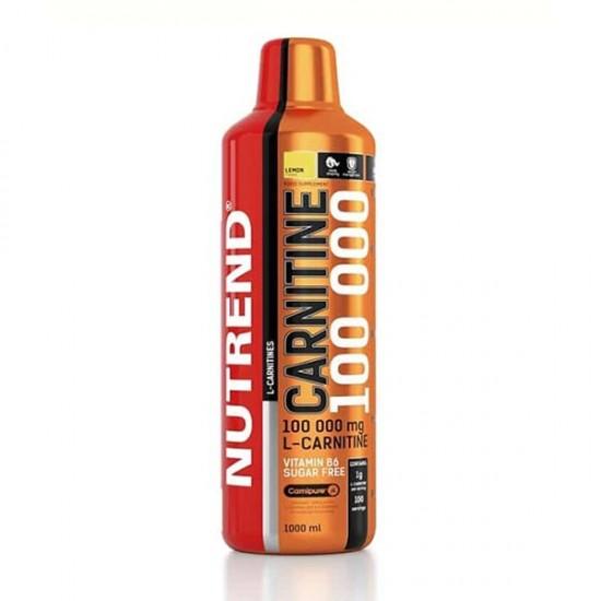مایع کارنیتین 100000 ناترند   1 لیتر   کاهش دهنده بافت چربی و بهبود عملکرد استقامتی