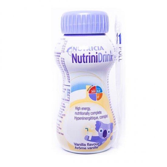 محلول نوترینی درینک نوتریشیا | وانیلی | نوشیدنی کامل و مغذی غنی شده برای کودکان