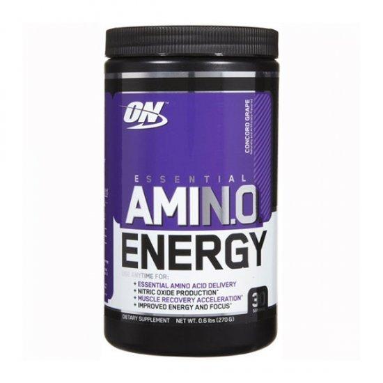 پودر آمینو انرژی اپتیموم نوتریشن | 270 گرم | کمک به بازیابی بدن