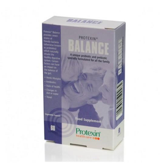 کپسول بالانس پروتکسین هلث کر   60 عدد   کاهش اختلالات گوارشی و بیماری های گوارشی