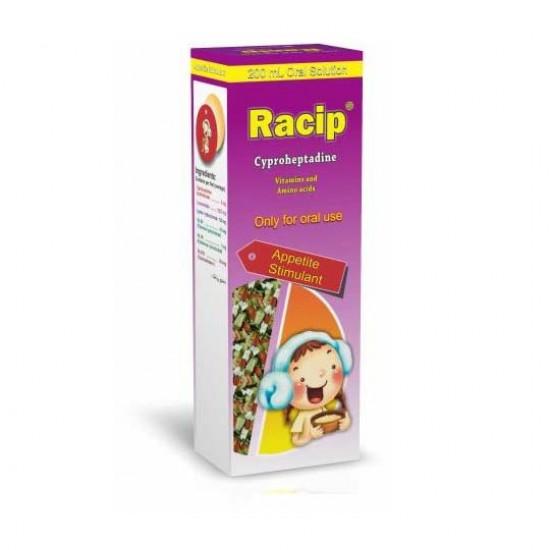 شربت راسیپ رها فارم | 200 میل | درمان بی اشتهایی در کودکان و بالغین و اختلالات مزاجی