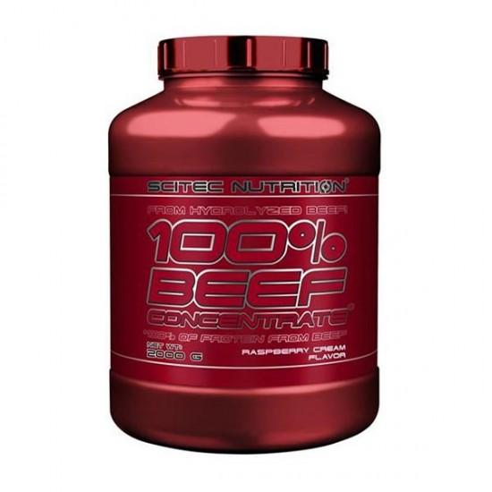 پودر پروتئین 100% بیف کنسانتره سایتک   افزایش رشد توده عضلانی