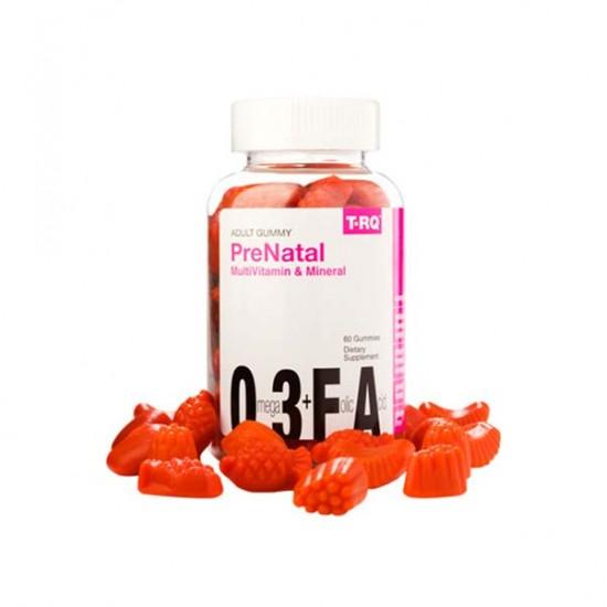 مولتی ویتامین پره ناتال تی آر کیو | تامین کننده کامل ویتامین ها و مواد معدنی در دوران بارداری