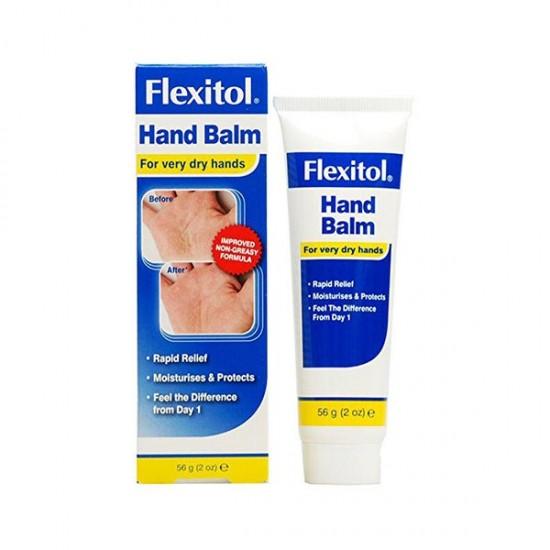 بالم ترمیم کننده دست فلکسیتول   56 گرم   کنترل اگزما و التهاب پوست دست