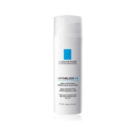 مرطوب کننده آنتلیوس KA با +SPF50 لاروش پوزای   مرطوب کننده و ضد آفتاب