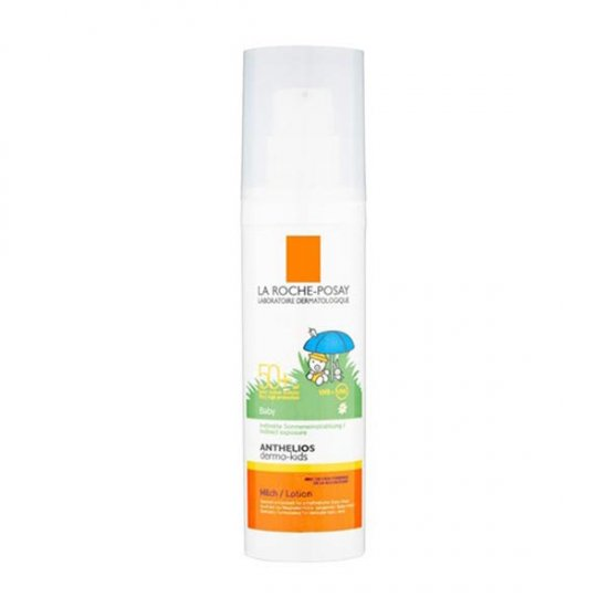 لوسیون ضد آفتاب نوزاد لاروش پوزای   50 میلی   ضد سوختگی و مناسب پوست حساس نوزادان