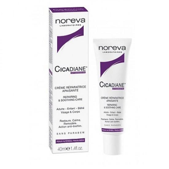 کرم ترمیم کننده سیکادیان نوروا | 40 میل | ضد عفونی کننده و ضد التهاب پوست