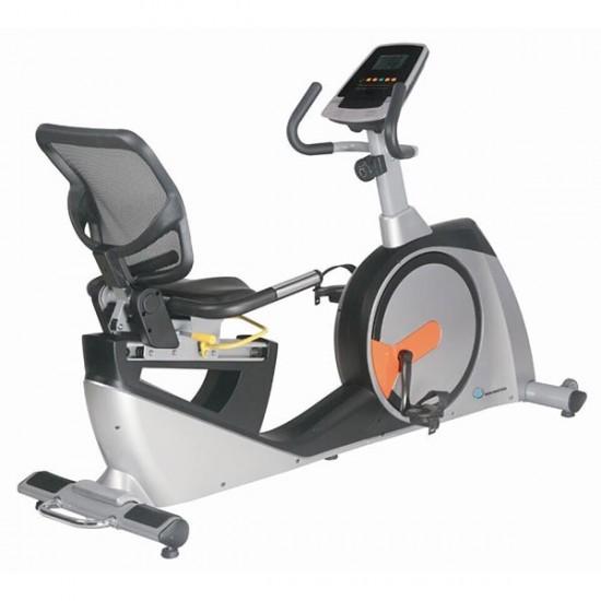 دوچرخه ثابت آیرون مسترز مدل L165 | قابلیت تنظیم صندلی و مناسب باشگاه و خانه
