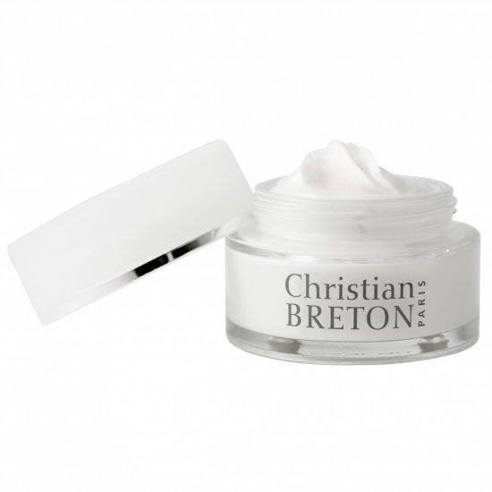 کرم صورت کیریستین برتون  50 میل   مناسب برای چروکهای پوست صورت و لیفتیگ قوی با عصاره خویار و طلا