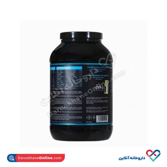 پروتئین 100% پرو وی یوروویتال | 2250 گرم | افزایش حجم توده عضلانی