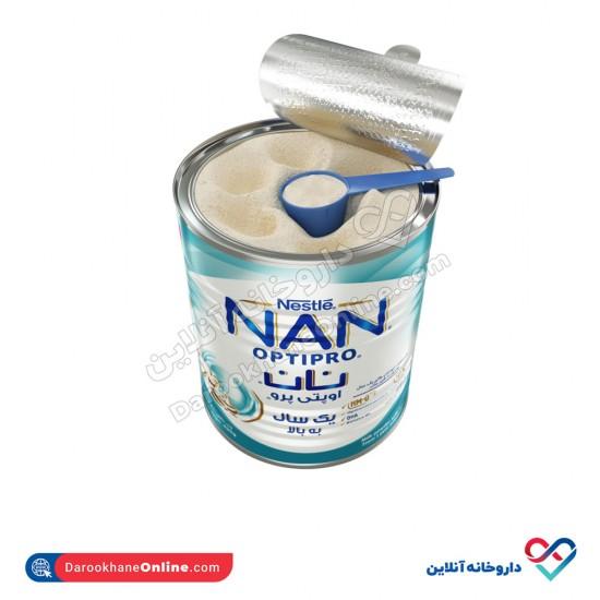 شیر خشک نان 3 نستله اپتی پرو   400 گرم   افزایش سیستم ایمنی و مناسب بعد از 12 ماهگی
