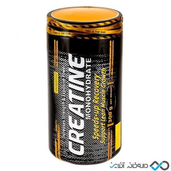 پودر کراتین ژن استار | 300 گرم | افزایش قدرت و تسریع رشد عضلات