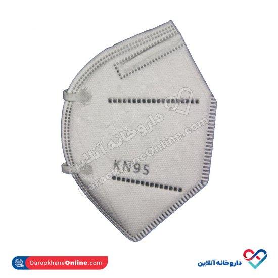 ماسک KN95 5 لایه hengerxi   بسته بندی 20 عددی