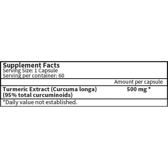کپسول کورکومین کارن   60 عدد   پیشگیری از آرتروز و درد مفاصل، دارای اثر ضد التهابی