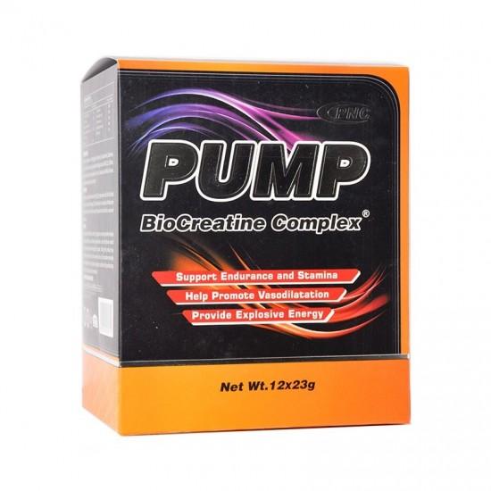 ساشه پمپ بیوکراتین کارن | 12 عدد | افزایش قدرت عضلانی و رفع خستگی