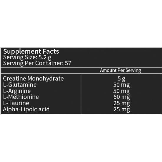 پودر سوپر کراتین کارن (PNC) | 300 گرم | افزایش رشد و حجم عضلات و جلوگیری از تحلیل آن