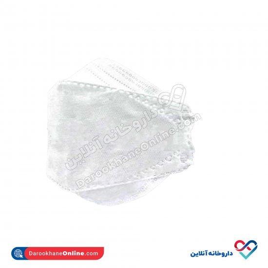 ماسک چهار لایه سه بعدی آراد | بسته بندی 10 عددی اتوکلاو شده