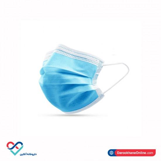 ماسک سه لایه پرستاری وارداتی sui zhian | حاوی 5 بسته 10 عددی