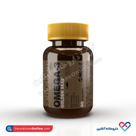 کپسول امگا 3 گلدن سیز کارن   تقویت سیستم ایمنی و قلب، ضد التهاب قوی