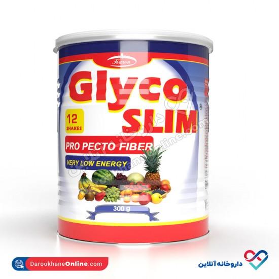 پودر گلیکو اسلیم کارن | کمک به کاهش وزن و افزایش احساس سیری