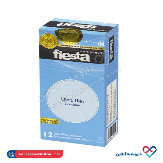 کاندوم التراتین فیستا | 12 عدد | بسیار نازک