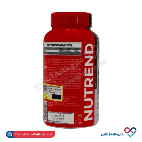کپسول آرژنین ناترند   120 عدد   مخصوص ورزشکاران برای افزایش خونرسانی به عضلات