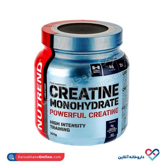پودر کراتین مونوهیدرات ناترند   300 گرم   کراتین خالص برای افزایش استقامت عضلات