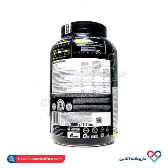 پودر گین بولیک 6000 الیمپ   مناسب برای وزن گیری و رشد عضلات