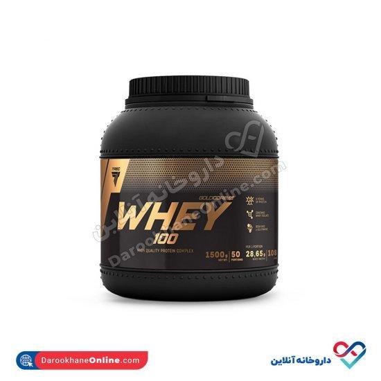 پودر پروتئین وی 100 گلد کر لاین ترک نوتریشن | پروتئین خالص برای عضله سازی و کنترل وزن