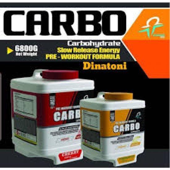 پودر کربو  پری  ورک اوت  فارما میکس  آلبالو   6800  گرم    مناسب برای حجم گیری و افزایش وزن