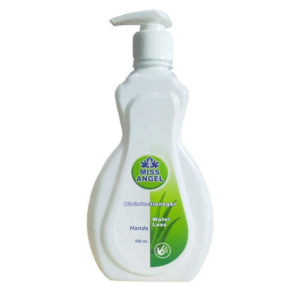 ژل ضد عفونی و پاک کننده میس آنجل   ژل پاک کننده و ضدعفونی کننده بدون نیاز به آب
