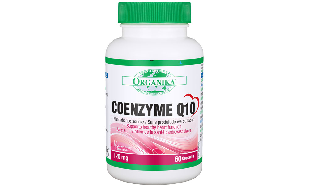 کپسول کو آنزیم کیوتن ارگانیکا   120 عدد   کمک به رفع خستگی