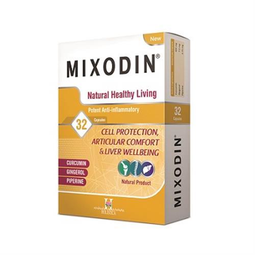 کپسول میکسودین آرین سلامت سینا | 32 عدد | کاهش درد و التهاب مفاصل و پیشگیری از آرتروز